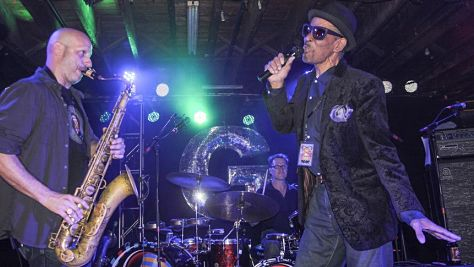 Rock: Galactic's N'awlins Funk Party