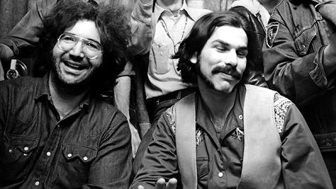 Mickey Hart & Jerry Garcia Speak