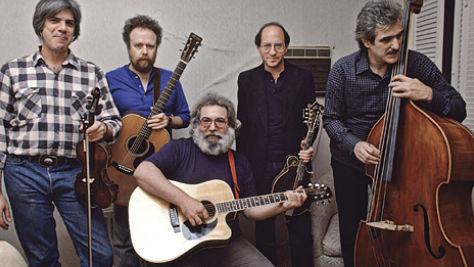 Folk & Bluegrass: Jerry Garcia at French's Camp, '87