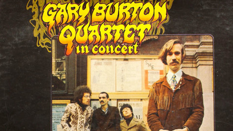 Jazz: Gary Burton Quartet - Newport Jazz, 1967