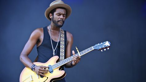 Gary Clark Jr.'s Future Blues