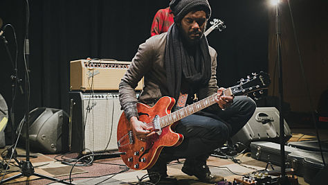 Blues: Gary Clark Jr. at Good Danny's