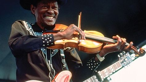 "Remembering Clarence ""Gatemouth"" Brown"