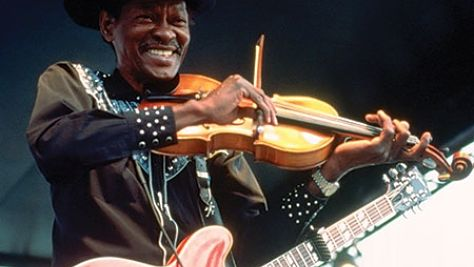 Blues: Clarence 'Gatemouth' Brown In Memoriam