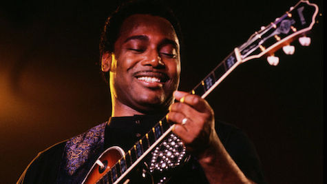 Jazz: George Benson Jamming at Newport