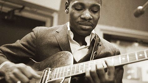 Jazz: Video: George Benson at Newport, '66
