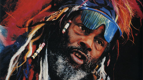 Rock: Give It Up for George Clinton!