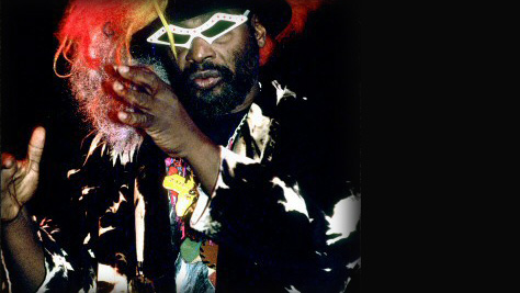 Friday Funk: George Clinton