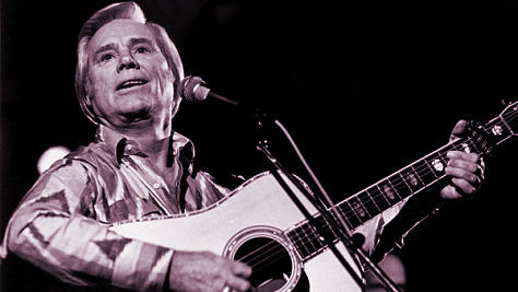 Country: George Jones' Soulful Tear-Jerkers