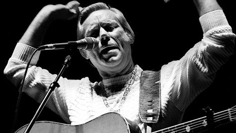 Country: George Jones in Kentucky, '87