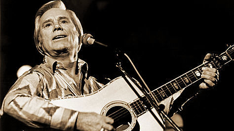 George Jones at Paradise, '82