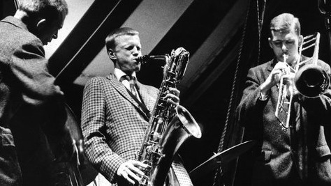 Gerry Mulligan's Syncopated Swingers