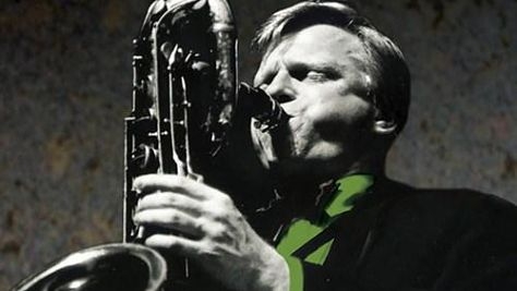 Gerry Mulligan Big Band at Newport
