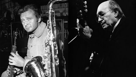 A Stan Getz/Charle Byrd Reunion
