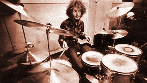 Rock: A Ginger Baker Birthday Playlist