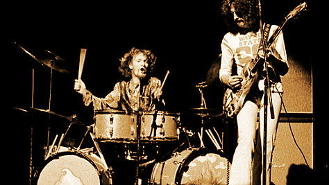 A Ginger Baker Birthday Playlist