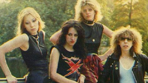 Rock: Girlschool!