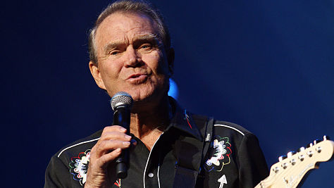 Country: Glen Campbell's Heroic 'Goodbye Tour'