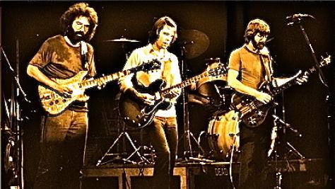 Rock: Video: Grateful Dead in '77