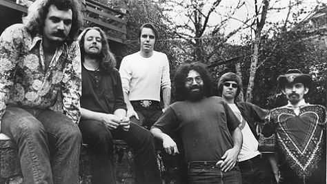 Rock: The Grateful Dead Usher in 1971