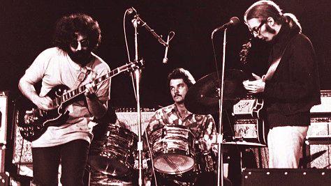 Rock: Grateful Dead at Winterland, '69