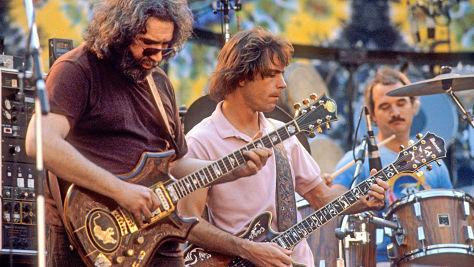 Rock: Video: Grateful Dead at the Garden