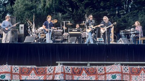 Sittin' In With the Grateful Dead
