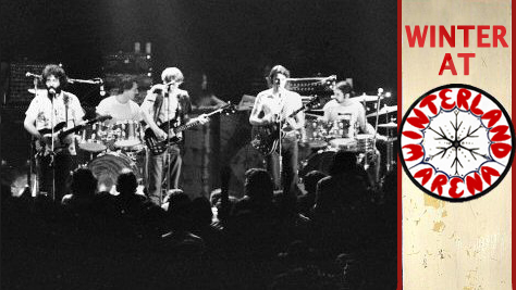 Rock: Winter at Winterland: Grateful Dead, 1969
