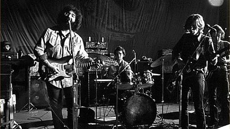 The Grateful Dead Play The Blues