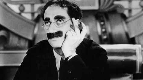 Comedy: Groucho Marx Reminisces