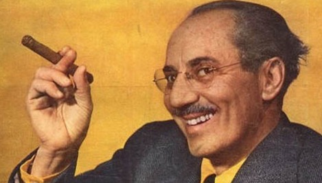 Comedy: Groucho Marx in '72