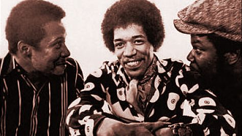 Rock: Band of Gypsys at the Fillmore East, 1970