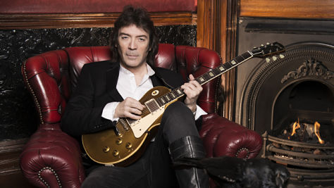 Rock: A Steve Hackett Birthday Playlist