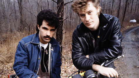 Just Added: Hall & Oates at the Park West