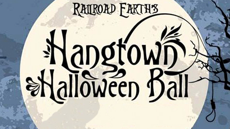 Folk & Bluegrass: Hangtown Halloween Ball