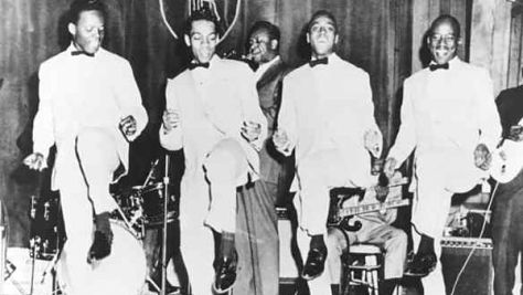 Uncut: Hank Ballard & The Midnighters