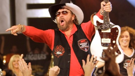 Hank, Jr. Live in Alabama