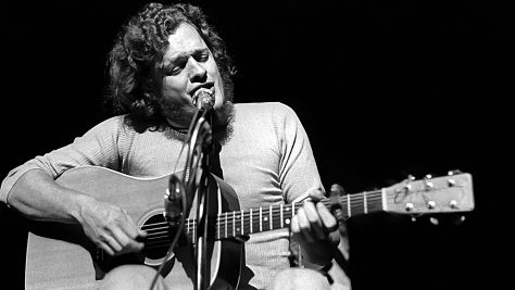 Harry Chapin in London, 1977