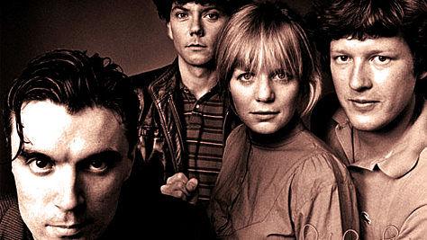 Rock: Talking Heads Push the Envelope