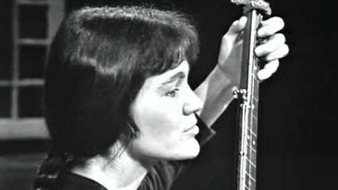 Folk & Bluegrass: Hedy West at the Ash Grove, '67