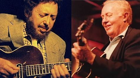 Jazz: Herb Ellis & Barney Kessel in '75