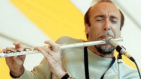 Jazz: Herbie Mann at the Apollo Theatre