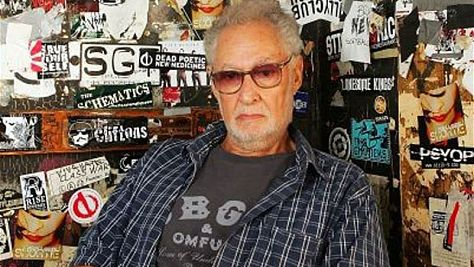 Remembering Hilly Kristal of CBGB