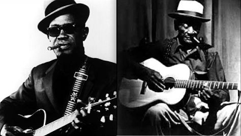 Blues: Lightnin' Hopkins & Mance Lipscomb Duo