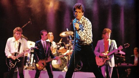 Rock: Huey Lewis & the News in Chicago, '83