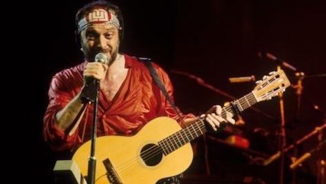 Rock: Jethro Tull at Hammersmith Odeon, '84