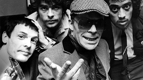 Ian Dury's New Wave Invasion