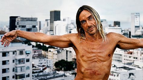 Iggy Pop's Raw Power