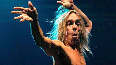 Iggy Pop's Lust for Life