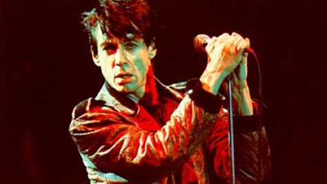 Rock: Video: Iggy Pop at the Ritz, '86